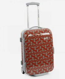 American Tourister Jazz Upright Kabin