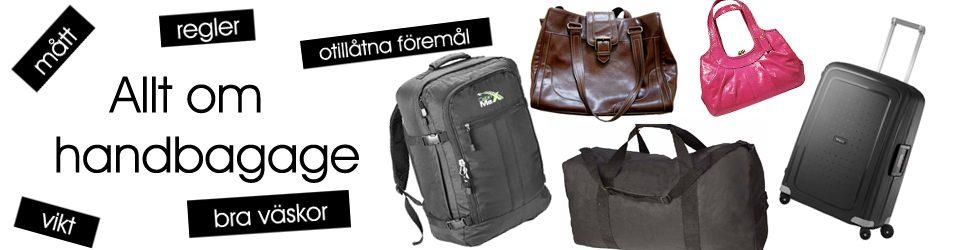 Handbagageväska vilken ska man välja?